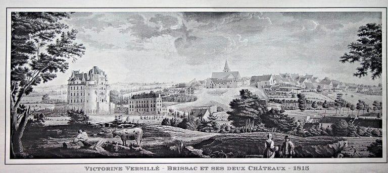 Brissac et ses deux châteaux
