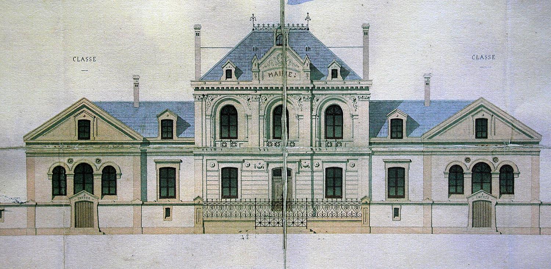 Mairie de Brissac