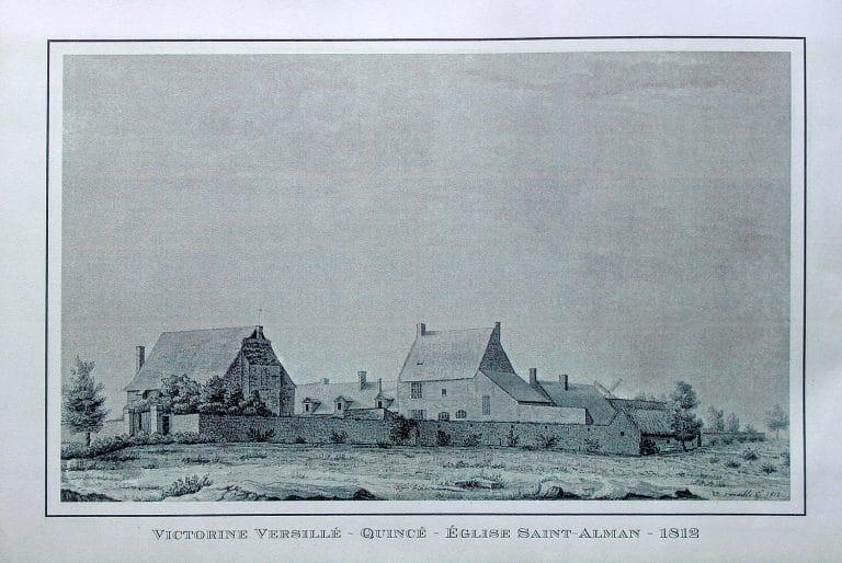 Eglise Saint-Alman