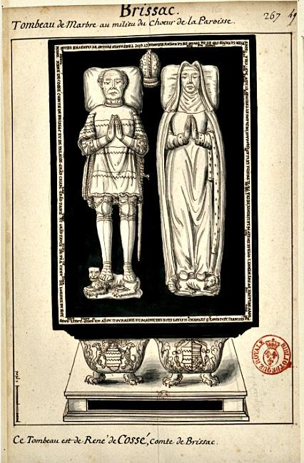 Tombeau chœur
