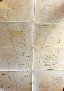 Plan Brissac 1861