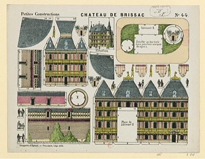 Plan Epinal  – maison Pélerin