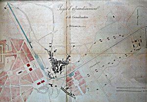 Plan Projet de canalisation - 1
