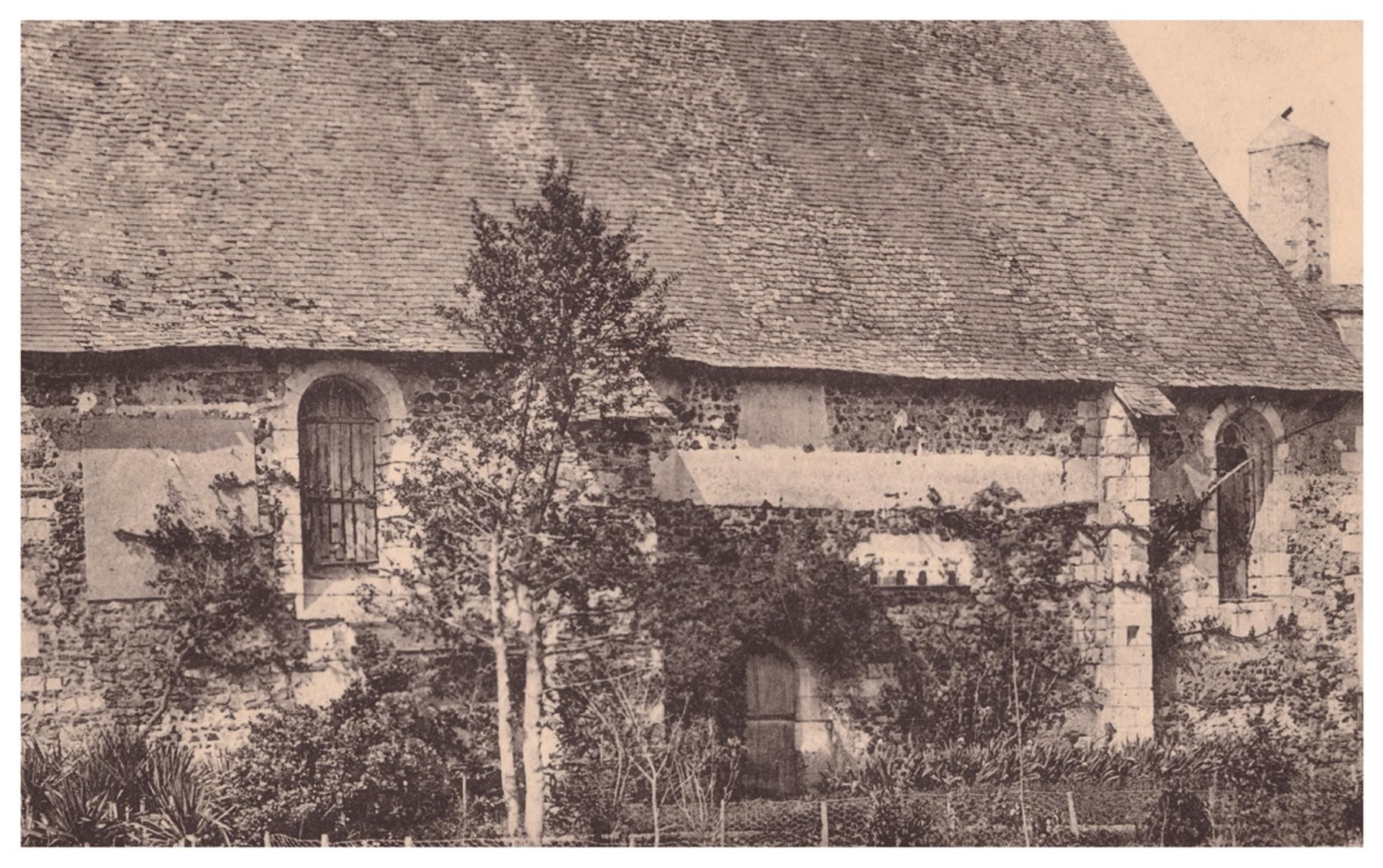 You are currently viewing Nouvelle publication: Église Saint-Alman de Quincé (commune de Brissac-Loire-Aubance). Et compte rendu de la visite du 8 janvier 2021